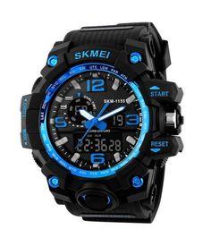 Men's Military Grade Shock Resistant & Waterproof Watch