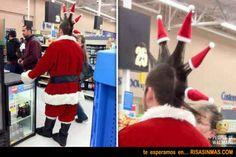 Peinado Navidad: Punky.
