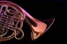 French Horn Art for Sale