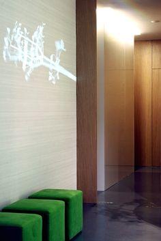 CJC Commercial Interiors   GINKO WELLNESS CENTER   Lisbon   by Cristina Jorge de Carvalho Interior Design