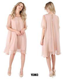 Silk Summer Dress #yokko #madeinromania #romanianbrand #silk #silkdress #summerdress #partylook #cocktail #feminine #elegance #qualityfashion #buyonline Bridesmaid Dresses, Wedding Dresses, Party Looks, Fashion Prints, Silk Dress, Swarovski, Cocktail, Feminine, Glamour