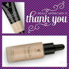 Younique thank you...foundation and concealer!!  www.nomoreslamzlashes.com