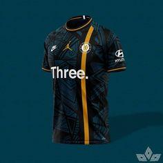 Sport Shirt Design, Sports Jersey Design, Football Design, Sport T Shirt, Jersey Designs, Shirt Designs, Soccer Kits, Football Kits, Camisa Real Madrid