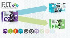 Alle informatie over het vernieuwde Forever F.I.T. programma vindt u op foreverweightcare.com