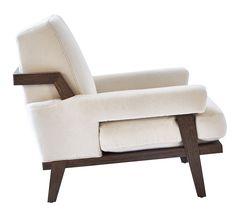 Kimberly denman cigar lounge chair by kimberly denman com 55 yds plain furniture armchairs transitional upholsteryfabric