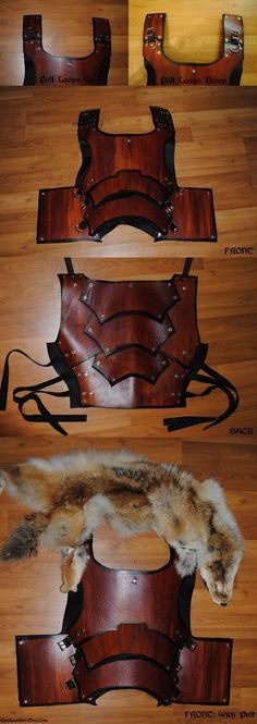 SCA Armor: Breastplate by Epic-Leather on DeviantArt