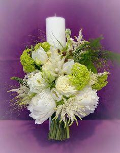 Wedding Flowers, Candles, Table Decorations, Weddings, Home Decor, Bodas, Decoration Home, Hochzeit, Candy