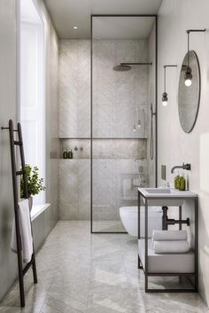 Amazing DIY Bathroom Ideas, Bathroom Decor, Bathroom Remodel and Bathroom Projects to assist inspire your master bathroom dreams and goals. Bathroom Renos, Small Bathroom, Bathroom Ideas, Bathroom Organization, Remodel Bathroom, Master Bathrooms, Bathroom Storage, Bathroom Mirrors, Bathroom Cabinets