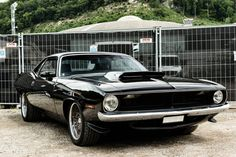 More Legendary Muscle Cars At >> http://musclecarshq.com/
