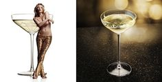 Sip Champagne From A Coupe Shaped Like Kate Moss's Left Breast