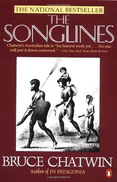 The Songlines by Bruce Chatwin http://www.amazon.co.uk/dp/0140094296/ref=cm_sw_r_pi_dp_WlJPwb0KXVPTD