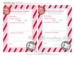 North pole special delivery printable from santa pinterest free letters to santa three little monkeys studiothree little monkeys studio christmas morningchristmas spiritdancerdesigns Images