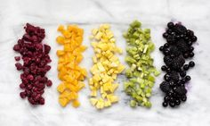 On The Menu: Rainbow Recipes - Urban Outfitters - Blog