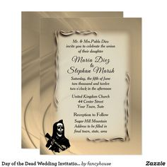 Day of the Dead Wedd