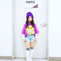 Kids Outfits, Casual Outfits, Fashion Outfits, Na Haeun, Korean Fashion, Kids Fashion, Asian Kids, Kids Jordans, Cute Kids