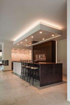 CO – Schellen Architecten Bakery, Divider, Villa, Bread, Interior, Kitchen, Summer, Room, House
