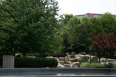 Centennial Olympic Park Reflecting Pool