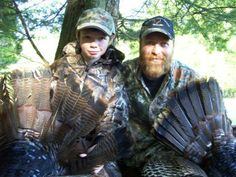 We can't wait for spring turkey season!