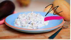 NORIE-videó - Joghurtos padlizsán saláta