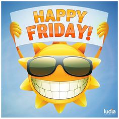 collection of happy friday clipart · funny happy friday cartoon quote Good Morning Happy Friday, Friday Love, Hello Friday, Friday Feeling, Happy Weekend, Friday Gif, Friday Dance, Finally Friday, Sunday