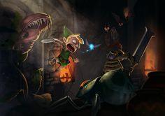 Zelda by Murfish