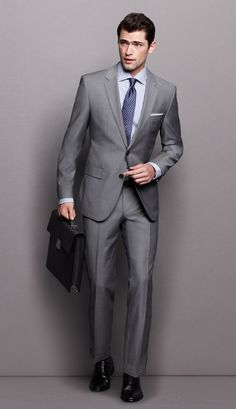 Men's Suit Manual - Fashion Index | Bloomingdale's