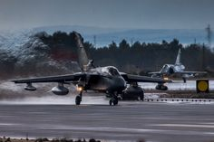 RAF TornadoGR4