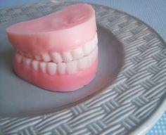 Peppermint Denture Soap