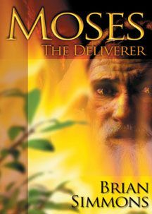 Moses the Deliverer by Dr. Brian Simmons  Moses: The Burning Bush Ignites a deliverer searches out the book of Exodus. Exodus depicts a journey. It begins in Egypt and ends in a tent…God's Tent of Meeting. Egypt represents bondage; the Tent represents relationship. God is the One who rescues us from bondage to bring us into relationship.  Price: $14.00
