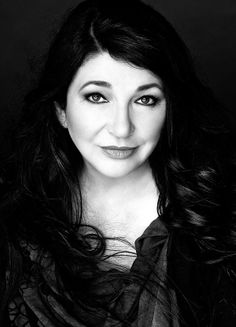 Kate Bush by Trevor Leighton for Before the Dawn 2014