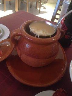 Sopa de cocido...