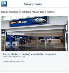 Nuevos anuncios en categoría Alquilar todo > Coches  http://www.alquilarenespana.es/es/alquilar/coche/