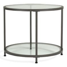 Found it at AllModern - Camber End Table