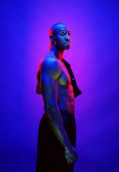 Lighting Wizard Greg Heisler Shares His Process and Inspiration For a Trippy Portrait Shoot