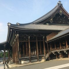 """西本願寺 Nishi-Honganji Temple  #temple #kyoto #japan #절 #사원 #일본 #쿄토 #여행 #寺院 #日本 #京都 #旅行"" Photo taken by @ishideo on Instagram, pinned via the InstaPin iOS App! http://www.instapinapp.com (06/18/2015)"