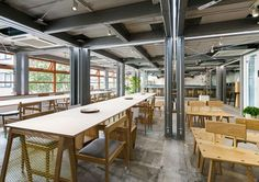 Stock share office by Salt Design in Tokyo   Yellowtrace