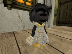 Heimo SL Blog post with dinkies fashion and educational location SOMA #SecondLife #SLdinkies http://heimoslblog.blogspot.fi/2015/10/adorable-dinkies.html