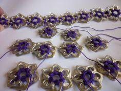 flores con anillas