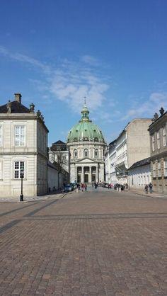 Schloss amalienborg copenhagen