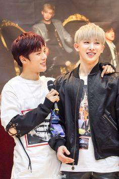 WonHyuk OTP ♡.♡ love them