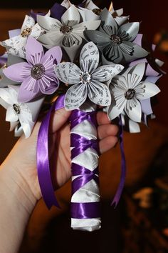 Hey, I found this really awesome Etsy listing at https://www.etsy.com/listing/175556997/kusudama-paper-flower-bouquet-bridal