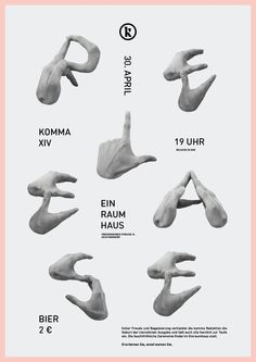 poster design // Sven Wagenbach
