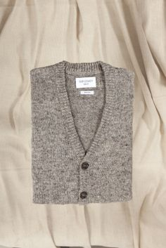 Our LEgacy Knitted Cardigan (€200) Found by Fashion Bits and Bobs