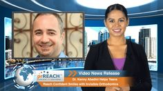 Dr. Kenny Abedini Helps Teens Reach Confident Smiles with Invisible Orthodontics  http://www.prreach.com/?p=19582