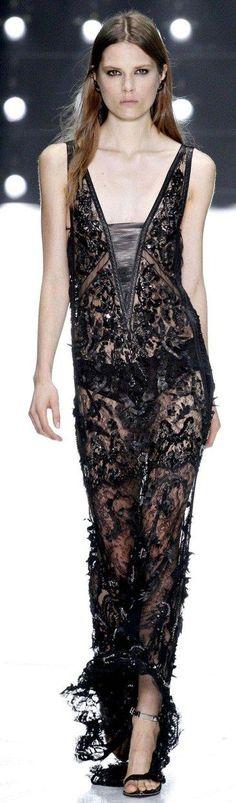 13f8633ad5 Roberto Cavalli Spring Summer 2013 High Fashion Dresses