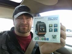 Steve won this smart watch for $0.13 using only 3 real bids! #QuiBidsWin