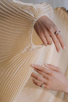 Jewelry Minimal jewelry essentials - Jess Hannah Revesz's line of minimal jewelry has earned itself cult-brand status.