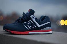 New Balance M574 REVlite - These look amazing! #sneakers