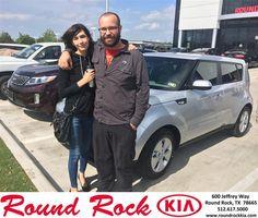 #HappyAnniversary to Joseph Green on your 2014 #Kia #Soul from Ruth Largaespada at Round Rock Kia!