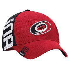 competitive price 076e4 19792 canada carolina hurricanes reebok youth 2016 nhl draft structured flex hat red  black 41cdf 527a0